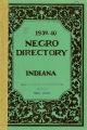 Indiana Negro Directory, 1939-1940