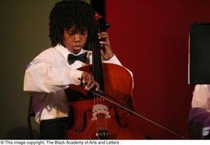 Young Cello Player Hip Hop Broadway: The Musical
