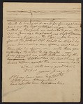 Hancock family papers, 1664-1854 (inclusive), Volume TG-1, Thomas Goadsby copybook, 1787-1788