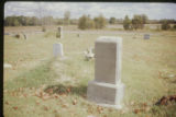 Woodlawn Baptist cemetery view