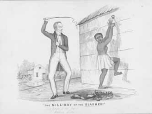 """""""The Mill-boy of the Slashes!"""""""