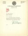 1958-09-17 Correspondence