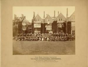 YMCA Ninth International Conference, 1881