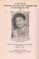 Janie Elizabeth Pierson