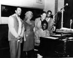 Nat King Cole radio performance