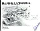 Promised land on the Solomon : Black settlement at Nicodemus, Kansas