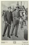 """Along The River Front, New Orleans: The """"Benjamin"""" Poole And Bell Sack Suits"""
