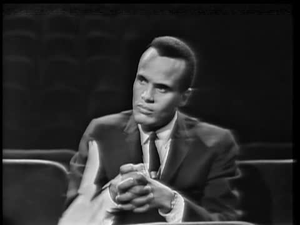 Elliot Norton Interviews; Harry Belafonte