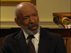 Conversations; James Meredith, Civil Rights Activist