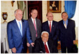 Ben Hooks with local and state leaders