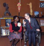 Gloria Naylor Speaks with Kenneth Hahn