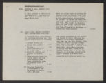 Thumbnail for Plan of permanent improvement projects for Crabtree Creek State Park, 1947