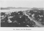 St. Johns and its harbor