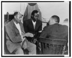 NAACP photographs of anti-lynching campaign activities and victims of beatings and lynchings