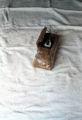 """Clay sculptures by James """"Son"""" Thomas circa 1971.(Slide Notebook 1 Box 15)"""
