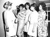 Wilma West, Aretha Franklin, Nancy West, Marilyn Cobb, and Barbara Williams