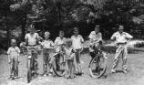 Black family reunion, 1947