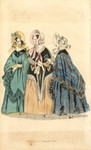 Fashions, Winter 1838