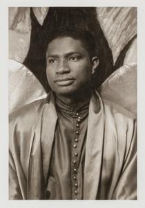 Ossie Davis, from the portfolio 'O, Write My Name': American Portraits, Harlem Heroes