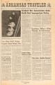 Arkansas Traveler, March 5, 1964; Student Bar Association Asks UofA End Segregation Policy; Arkansas traveler (Fayetteville, Ark.); Traveler