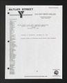 Administrative Records. Board of directors meetings, 1982, 1984, 1987-1992, 1995. (Box 1, Folder 8)
