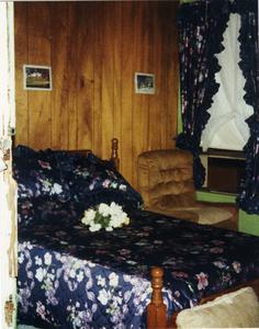 Bedroom where Bessie Smith died, Riverside Hotel