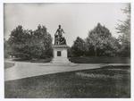 Emancipation statue of Lincoln, Washington, D.C