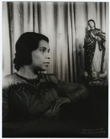 Ava Maria. Marian Anderson (this is the photograph on her souvenir album)