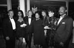 Black Emmy Nominees Dinner, Los Angeles, 1989