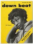 Down Beat. November 28, 1956. [Magazine.]