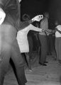People dancing at the Laicos Club in Montgomery, Alabama, during a performance by Bobby Moore and the Rhythm Aces.