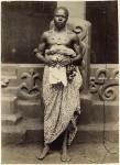 Neger von Ashanti Negro from Ashanti