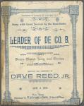 De leader of de Co. B