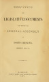 Executive and Legislative documents laid before the General Assembly of North-Carolina [1870; 1871]