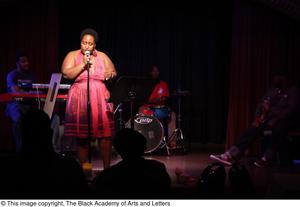 [Poets 'n Jazz Photograph UNTA_AR0797-170-014-0364] Poets 'n Jazz Poets 'n Jazz Number 3]