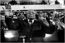 Martin Luther King Sr. at Ebenezer