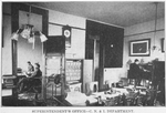 Superintendent's office - C. N. & I. Department