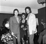 Smokey Robinson and Roland Bynum, Los Angeles, 1971