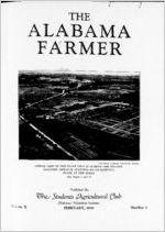 1930-02: Alabama Farmer Newsletter, Auburn, Alabama, Volume 10, Issue 05