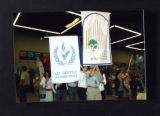 Banner at General Assembly, Portland, Oregon