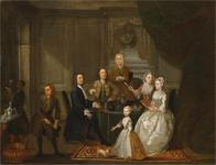 Group portrait, probably of the Raikes family
