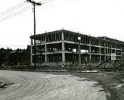 """""""Beginning New Carr Street Housing Project for Negroes, 21st and Carr."""""""
