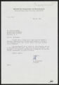 J.E. Burnside correspondence