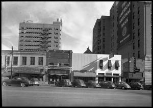 Downtown Street Scenes, Congress Avenue