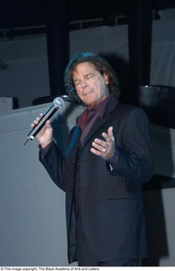 Unidentified Performer on Stage Dallas Arts Gala