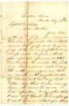 Correspondence from John G. Latta to Samuel R. Latta, August 15, 1861