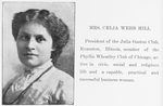 Mrs. Celia Webb Hill