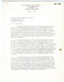 Benjamin E. Carmichael correspondence with Roy Batchelor, 1966 June 17