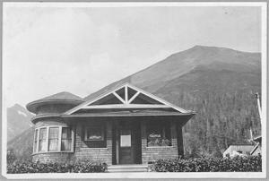 Duncan Stewart's home