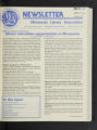 Minnesota Library Association Newsletter, January 1992